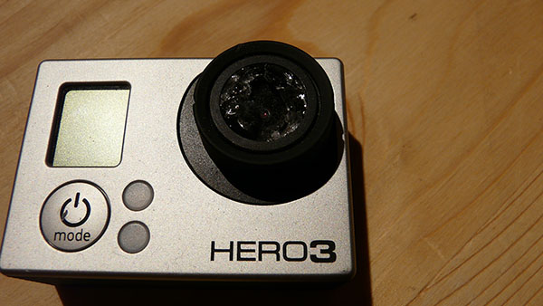 GoPro Hero 3 repair